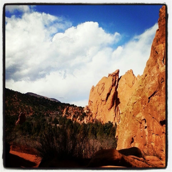 Photos At Garden Of The Gods Rv Resort Rv Park