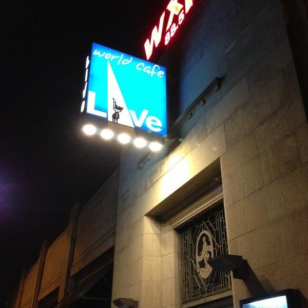 Music Venue In Philadelphia