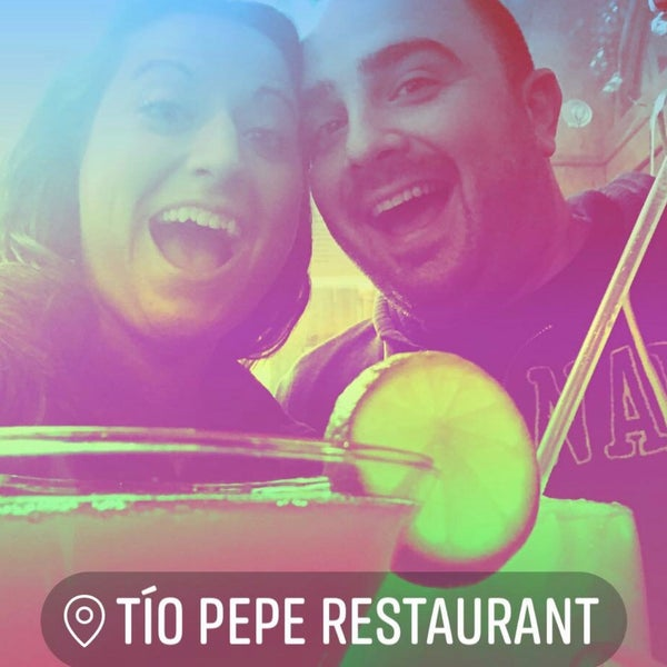 We don't come to New York without stopping at Tio Pepe for a round of drinks🍻