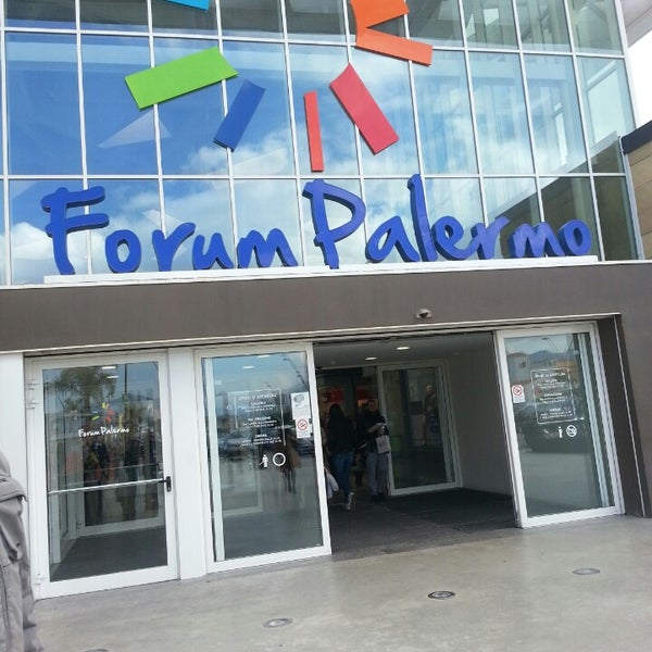 Forum Palermo палермо сицилия