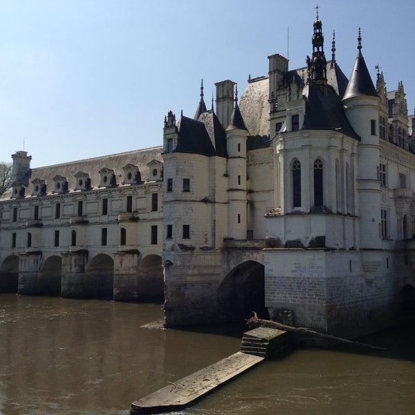 4/21/2013에 Roula S.님이 Château de Chenonceau에서 찍은 사진