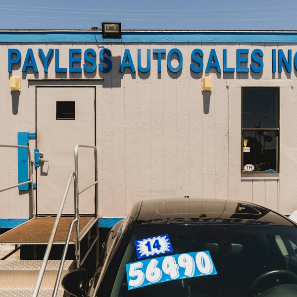 Dk Auto Sales >> Payless Auto Sales West Los Angeles 2635 Santa Monica Blvd