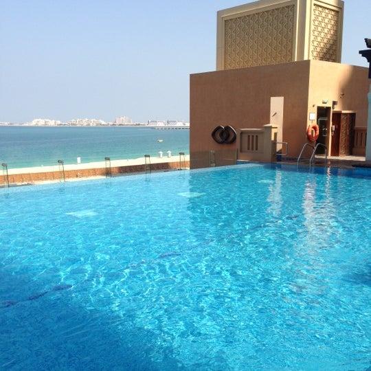Infini Pool Lounge at Sofitel Dubai Jumeirah Beach - دبي ...
