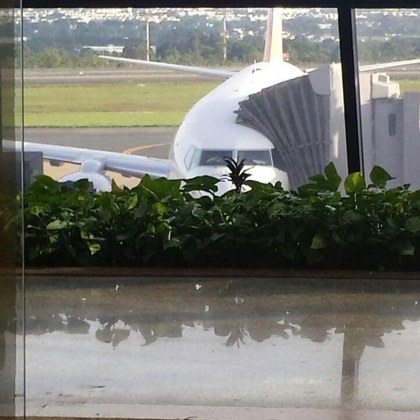 Foto tomada en Aeropuerto Internacional de Brasilia Presidente Juscelino Kubitschek (BSB) por Mauro R. el 11/3/2013