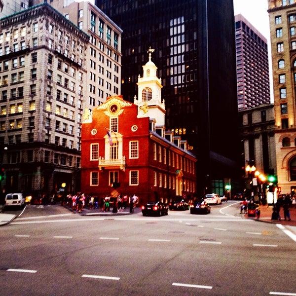 8/17/2014 tarihinde Kurt I.ziyaretçi tarafından Old South Meeting House'de çekilen fotoğraf