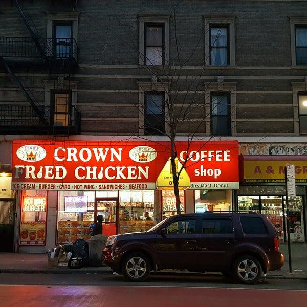 Ralph ave crown fried chicken