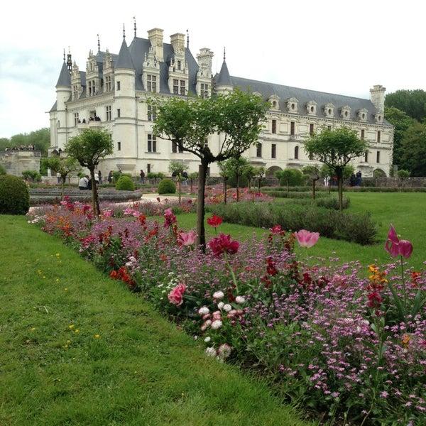 5/10/2013에 Noémie C.님이 Château de Chenonceau에서 찍은 사진