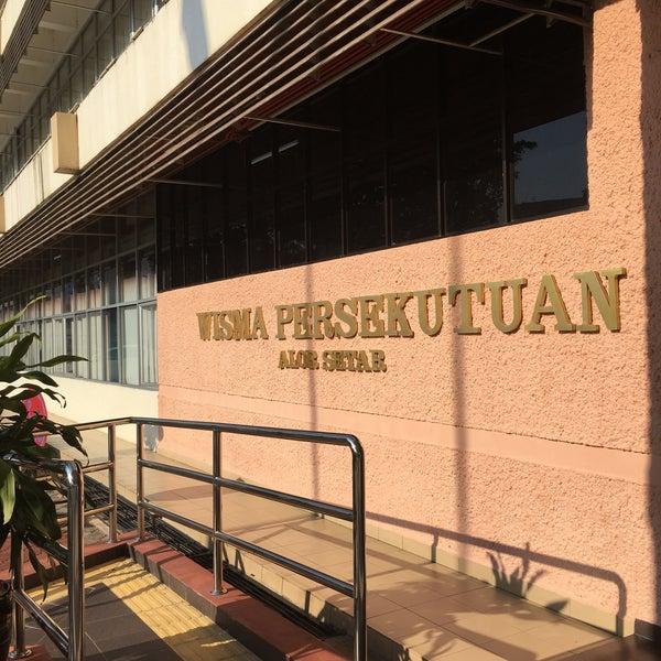 Foto Di Wisma Persekutuan Alor Star Kedah