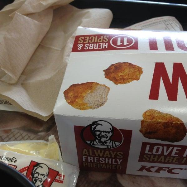 Kentucky Fried Chicken Fast Food Restaurant In Logan