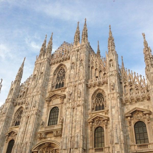 Photo prise au Dôme de Milan par Sean L. le7/23/2013