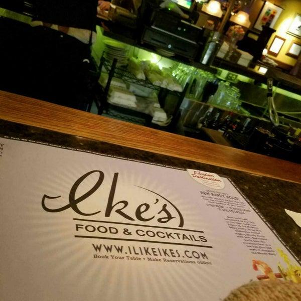 1/5/2018에 Michelle W.님이 Ike's Food & Cocktails에서 찍은 사진