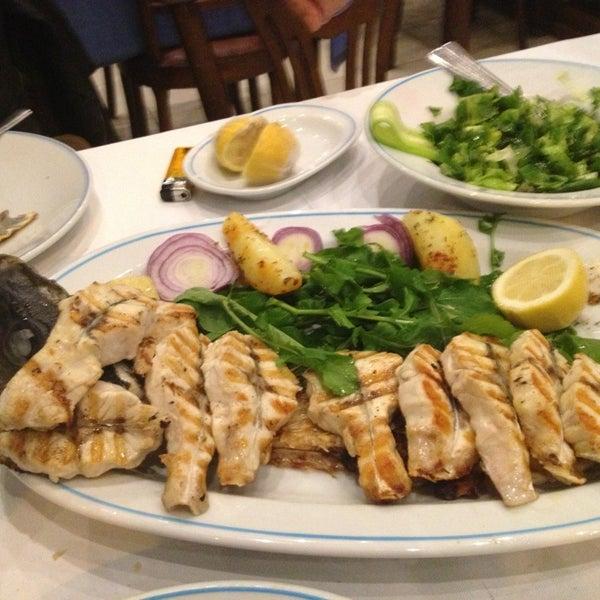 1/13/2013에 Mehmet M.님이 Cunda Balık Restaurant에서 찍은 사진