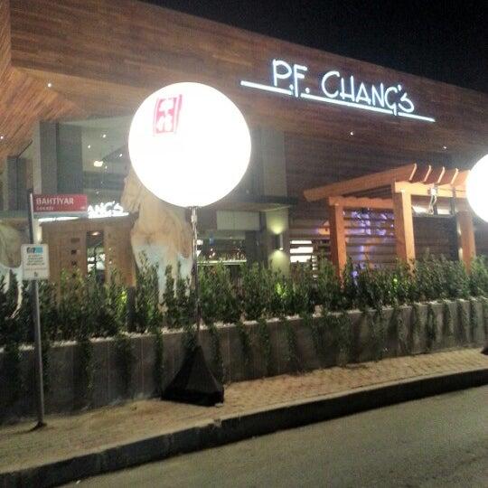 12/21/2012에 Samet C.님이 P. F. Chang's에서 찍은 사진