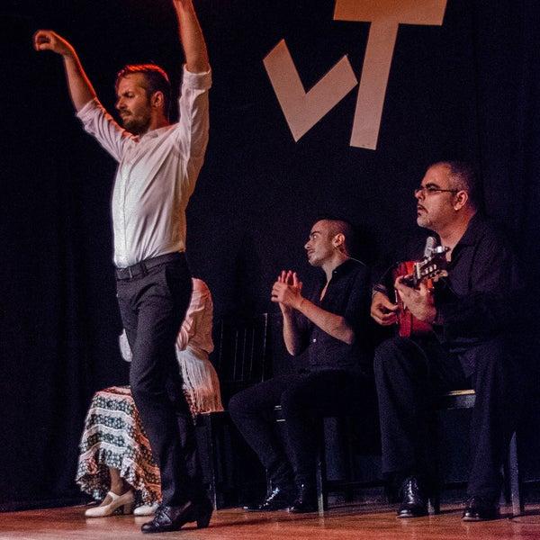 Hasta el 25 de Agosto Jesús Fernández como artista invitado. Flamenco con Arte Reservas 915420520