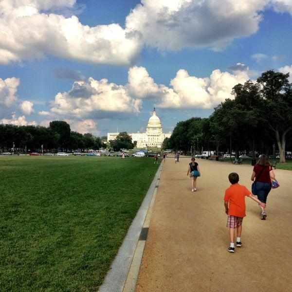 Foto scattata a National Mall da Eric M. il 7/22/2013