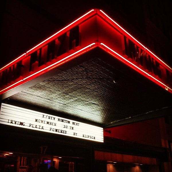Photo prise au Irving Plaza par Scott E. le12/1/2012