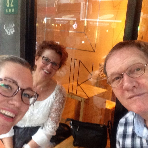 Снимок сделан в Café del Volcán пользователем Ellen P. 10/13/2015