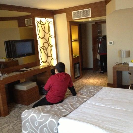 12/15/2012 tarihinde Uğur S.ziyaretçi tarafından Grand Hotel Gaziantep'de çekilen fotoğraf