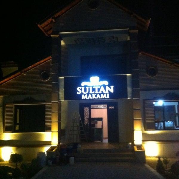 7/11/2013 tarihinde Abdullah A.ziyaretçi tarafından Sultan Makamı'de çekilen fotoğraf