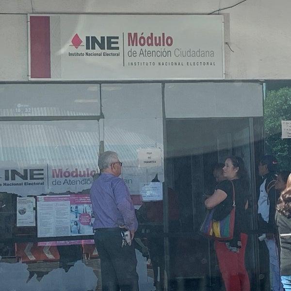 Photos At Módulo Ine Prol División Del Norte 4541