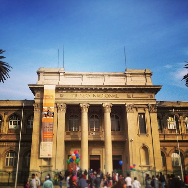 5/26/2013にFederico T.がMuseo Nacional de Historia Naturalで撮った写真