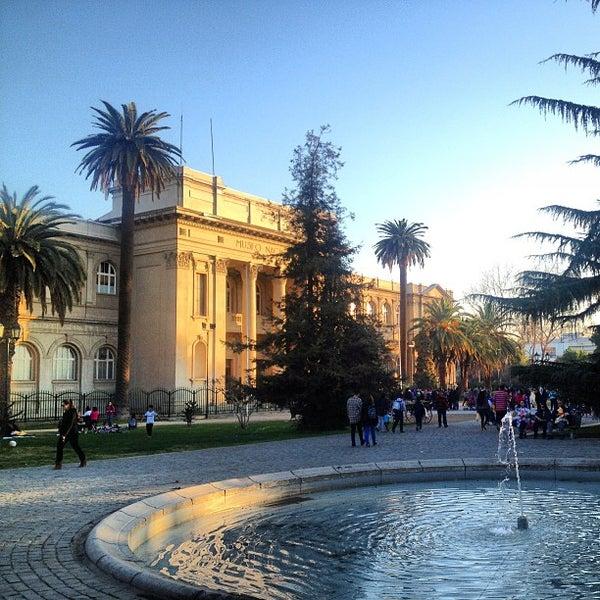 7/14/2013にFederico T.がMuseo Nacional de Historia Naturalで撮った写真