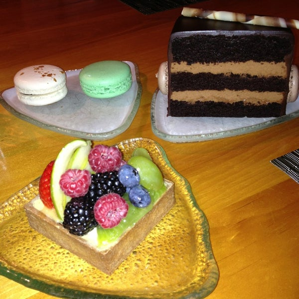 Photo taken at Pierrot Gourmet by Ashley C. on 3/3/2013