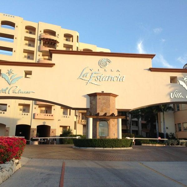 Photo prise au Villa Del Palmar Beach Resort & Spa Los Cabos par Christian G. le1/19/2013