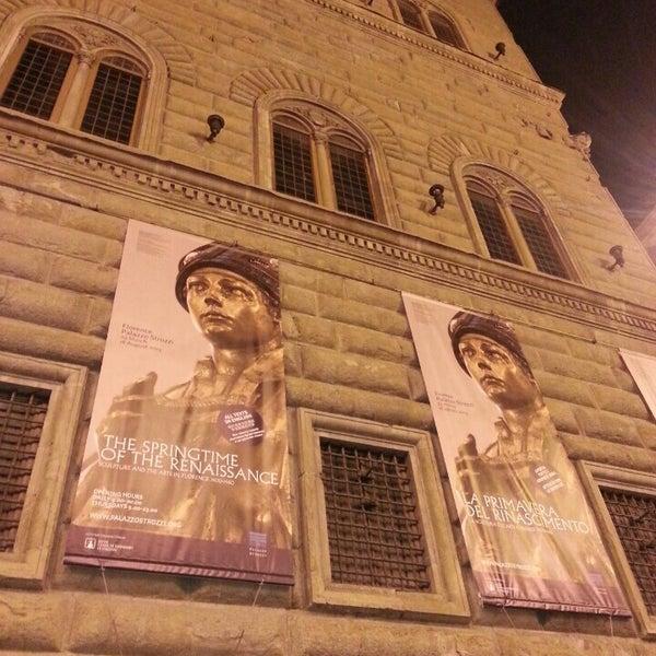 Photo prise au Palazzo Strozzi par Daniel W. le4/11/2013