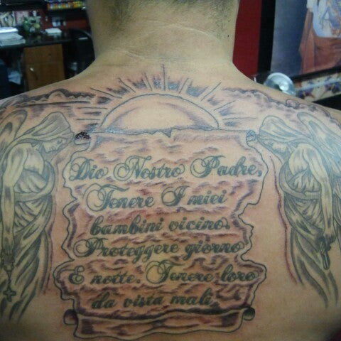 Inner City Tattoo - Tattoo Parlor in South Pensacola
