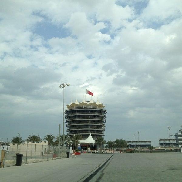 Foto scattata a Bahrain International Circuit da Imaduddin M. il 12/26/2012