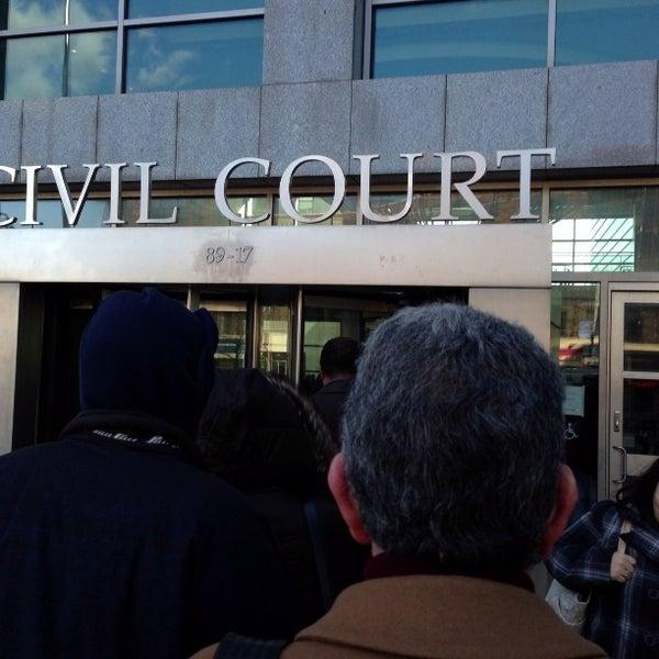 Queens County Civil Court - Jamaica - Jamaica, NY