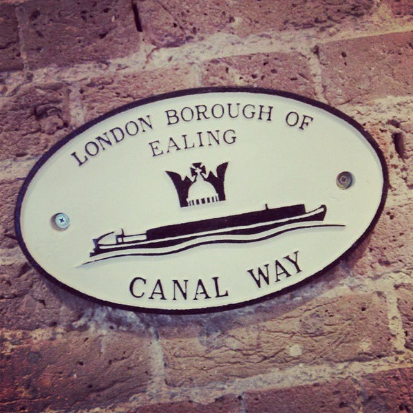 รูปภาพถ่ายที่ London Canal Museum โดย Nuno G. เมื่อ 11/1/2013