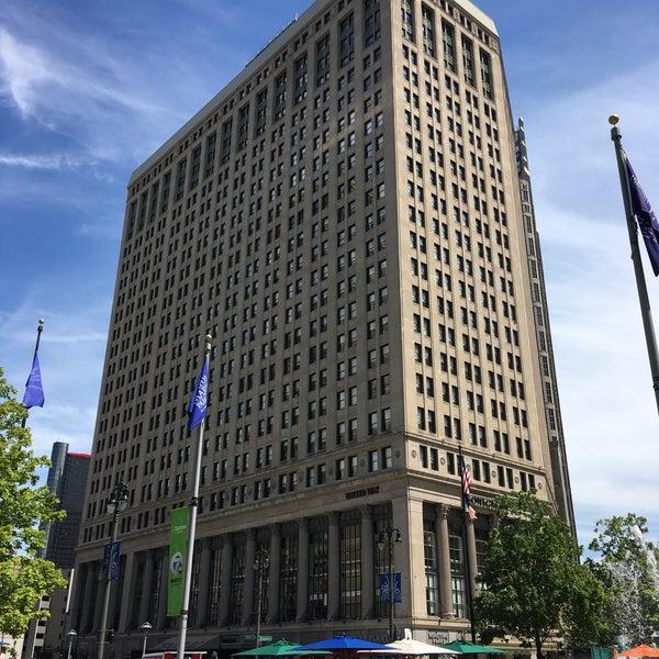 First National Building Downtown Detroit Detroit Mi
