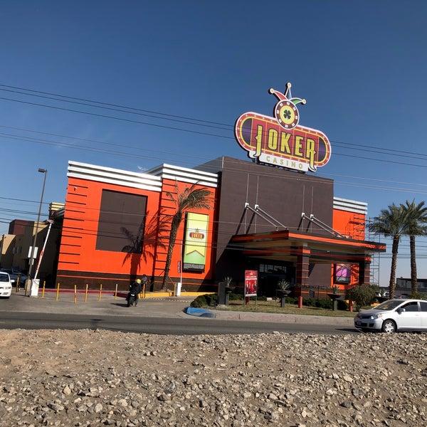 Casino salle de jeux
