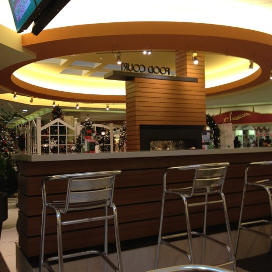 Photo Taken At Laurel Park Place Food Court By Justin M On 12 15