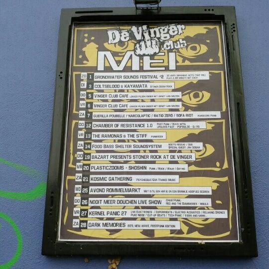 Vereniging de Vinger - Music Venue in Den Haag