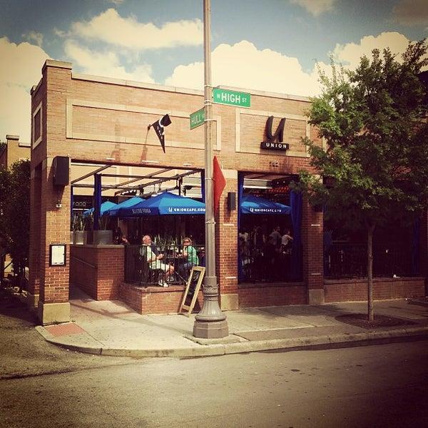 8/3/2013 tarihinde Jeremy G.ziyaretçi tarafından Union Cafe'de çekilen fotoğraf