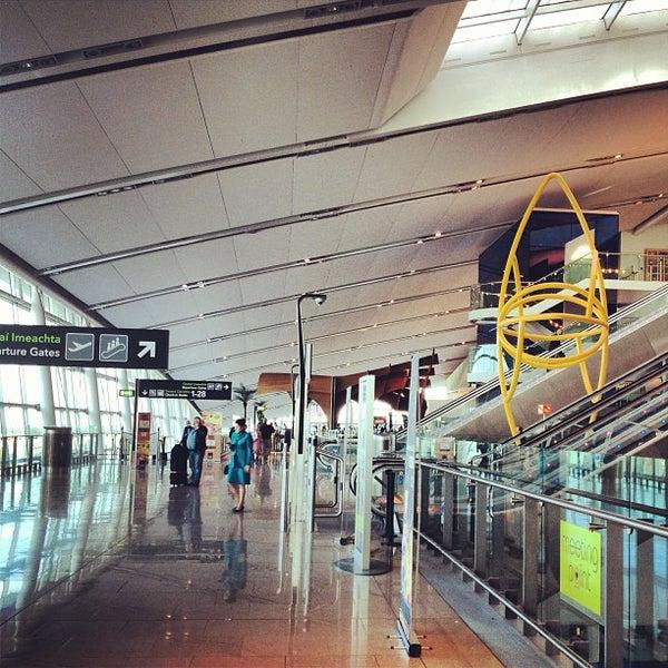 Foto tirada no(a) Aeroporto de Dublin (DUB) por Sujan O. em 5/24/2013