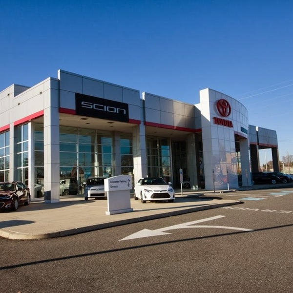 Sloane Toyota Of Philadelphia >> Photos At Sloane Toyota Of Philadelphia Auto Dealership In