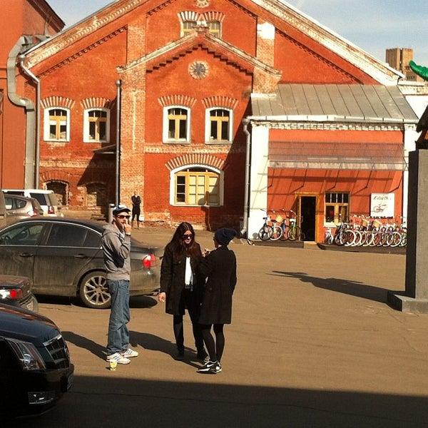 4/10/2013 tarihinde Herman V.ziyaretçi tarafından Winzavod'de çekilen fotoğraf
