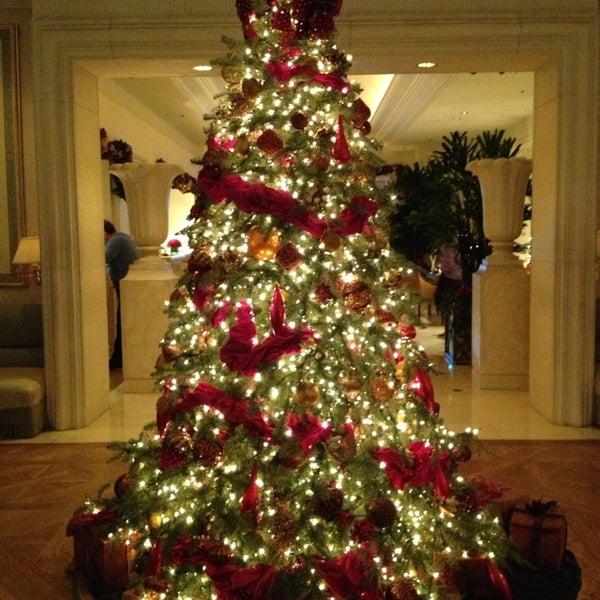 12/25/2012にAyesha S.がThe Peninsula Beverly Hillsで撮った写真