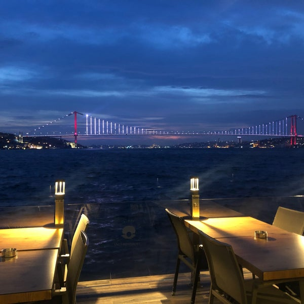 Photo prise au İnci Bosphorus par Cihat A. le12/21/2019