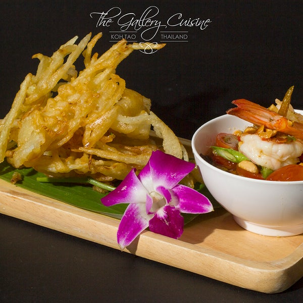 The Gallery Restaurant - Sairee - 47 tips
