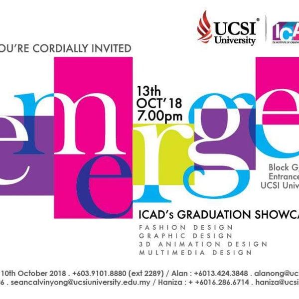 UCSI University Block G - Bukit Cheras - 0 tips