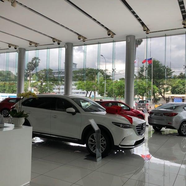 Photos at Mazda Cambodia - Russian Blvd