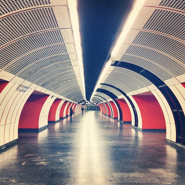 Photos At U Westbahnhof Metro Station In Schottenfeld