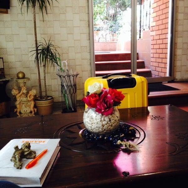 7/7/2014 tarihinde Yelena S.ziyaretçi tarafından Angel's Home Hotel'de çekilen fotoğraf