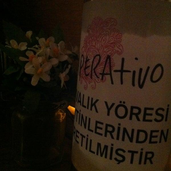 รูปภาพถ่ายที่ Aperativo โดย Okan เมื่อ 12/30/2012