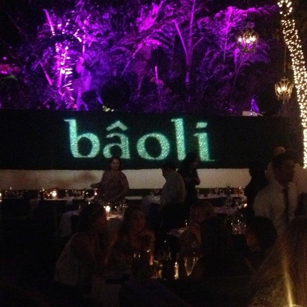 4/19/2013에 Goolzie B.님이 Bâoli Miami에서 찍은 사진